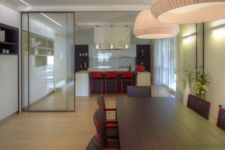 Villa Minimal Chic 3 http://www.atmosferaarredamento.it/arredamento-su-misura-bergamo.php#
