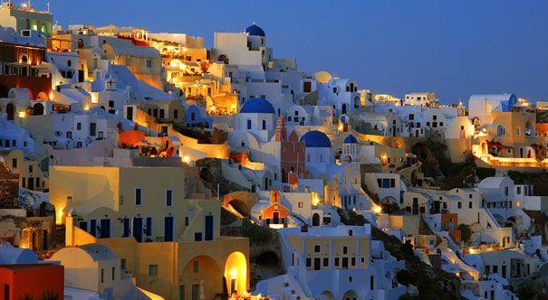 #17 Santorini, Greece