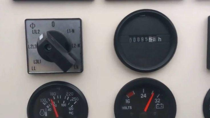 Industrial power supply with industrial diesel generator FG Wilson generator set.  #Industrial_power_supply #industrial_diesel_generator  https://youtu.be/yeCHZ84zu4M