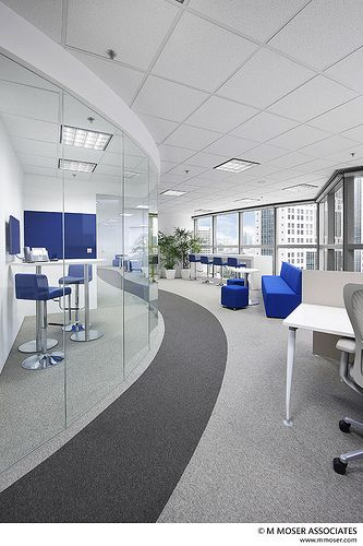 open office ideas. open office glass wall curve ideas