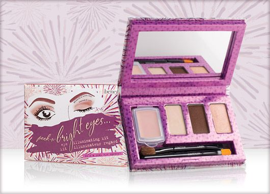 peek-a-bright eyes: Eyeshadows Palettes, Eye Illuminated, Peek A Bright Eye, Eye Benefitg, Eye Palettes, Eye Benefitbeauti