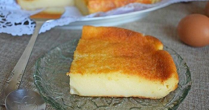 Pastel de yogur: ¡ten la masa lista en 5 minutos!