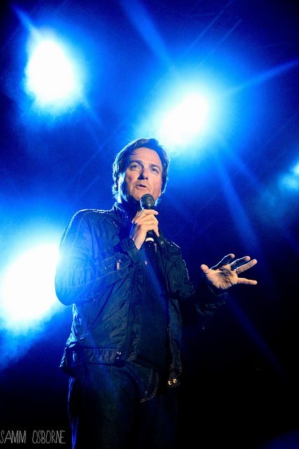 Michael W. Smith :: at Easterfest 2012 :: Photo by .samm osborne :: via Flickr