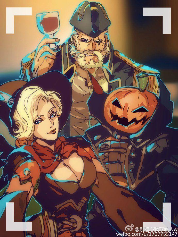 overwatch halloween event time