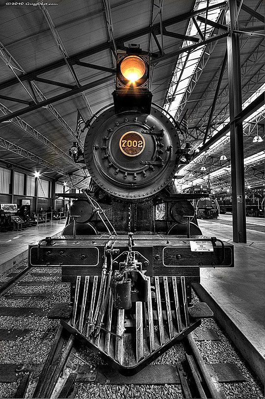 PRR 7002 is a Pennsylvania Railroad E7s steam locomotive located in the Railroad Museum of Pennsylvania, outside of Strasburg, Pennsylvania in the United States. Originally 8063, it was renumbered 7002 after the original, a land-speed-record-setter, was scrapped. It is the only surviving locomotive of its class and was listed on the National Register of Historic Places in 1979.