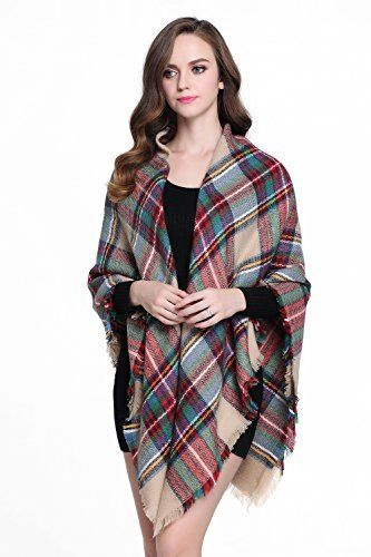 Buttons and Pleats Women Plaid Blanket Shawl Scarf for Fashion Wear & Winter, http://www.amazon.com/dp/B01I7U52VQ/ref=cm_sw_r_pi_awdm_x_9UQiybW02DP5P