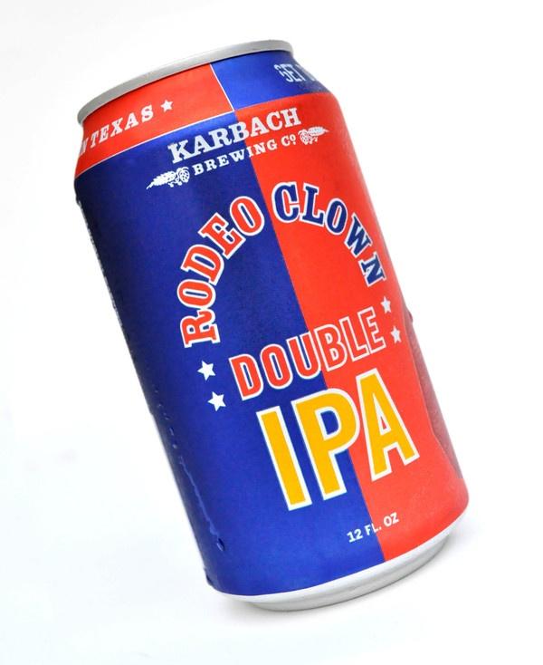Karbach Brewing Company by Scott Schwieterman, via Behance