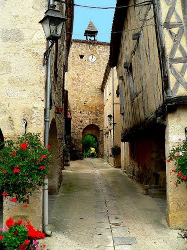 Fources ~ Gers , France