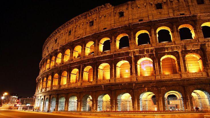 ROMA  IMPERIALE   (Ricostruzioni virtuali 3D)