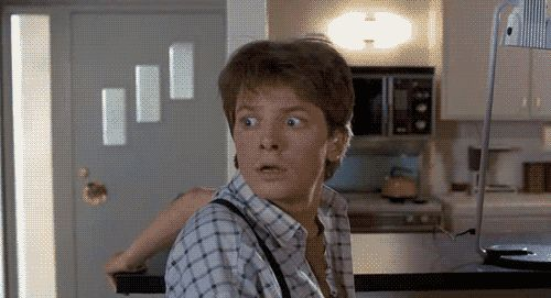 Pin for Later: 8 Little-Known Back to the Future Facts That Are Cooler Than a Time Machine Eric Stoltz Demanded to Be Called Marty at All Times, Even During Breaks