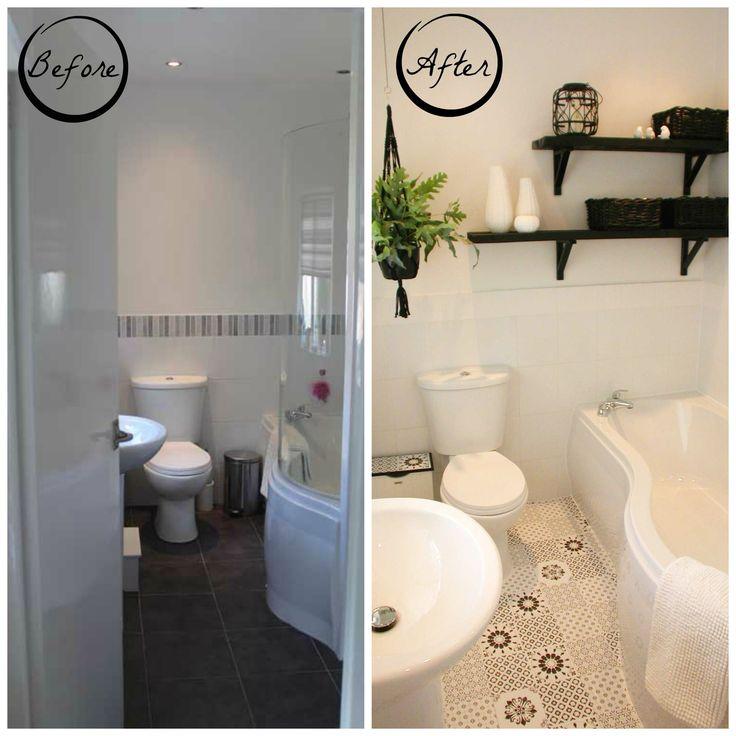 Bathroom Makeovers On A Budget Uk 65 best bathroom images on pinterest | room, bathroom ideas and