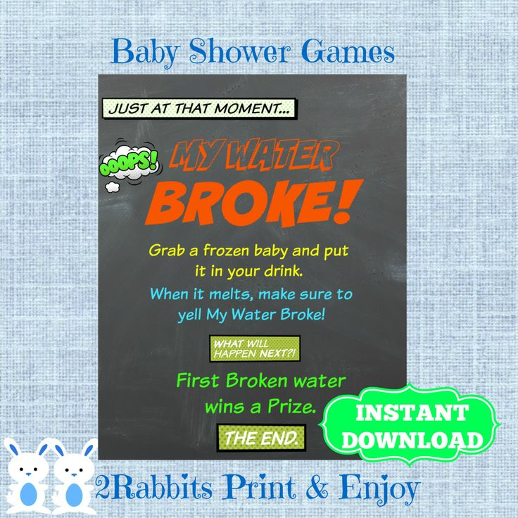 baby game chalkboard baby shower ice cube baby shower drink shower