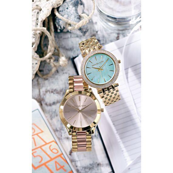 Armbanduhr, Wasserdicht MICHAEL KORS
