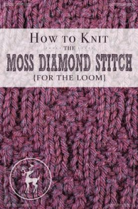 How To Decrease Stitches On Knitting Loom : 127 best images about loom knitting on Pinterest Knitting looms, Loom and L...