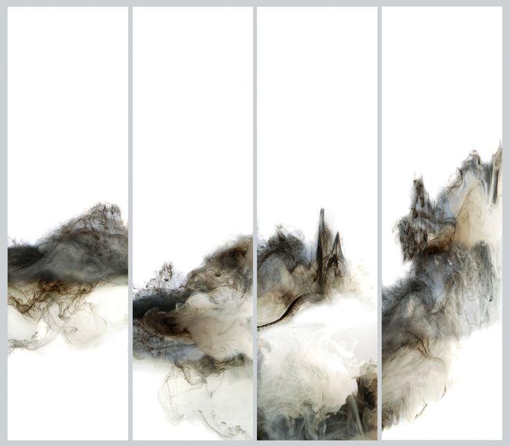 'Fox'  2008   Lu Jun Digital Ink   Link:  http://lujun.artron.net