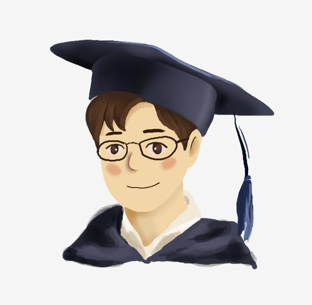 Glasses Learn Graduation Student College Students School Institution Examination College Entrance Examination The Univer Master Clothes Clip Art Clipart Images