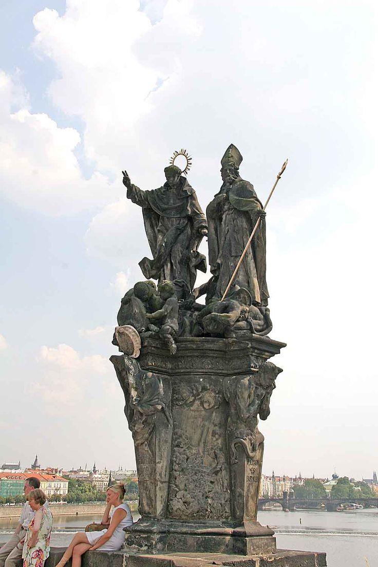 Sv. Vincenc a Prokop/F.M./1712