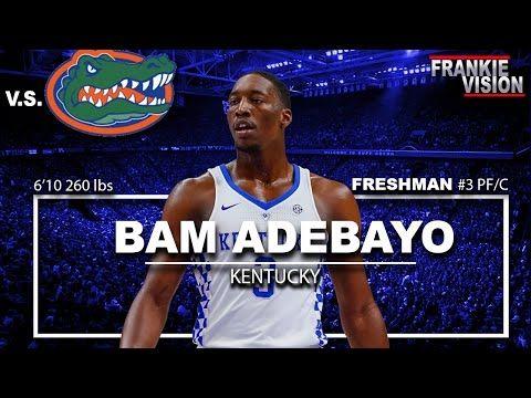 Bam Adebayo wins SEC Freshman of the Week | Kentucky Sports Radio