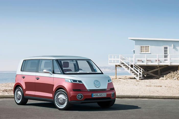 Tesla and Volkswagen Wars Continue: The electric Microbus