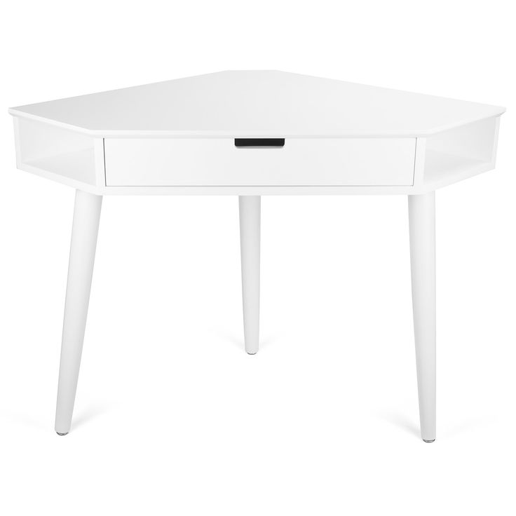 JOX, Furniture, Skrivbord, Hörn, Vit - Leksaker