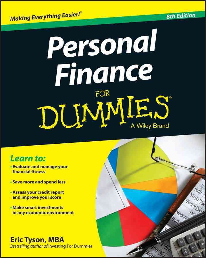 Personal Finance For Dummies, 8th Edition, continues to provide readers with Eric Tysons best-selling, time-tested financial tips and advice along with updates to his recommendations and strategies th