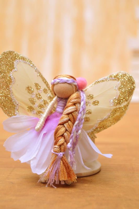 how to make miniature fairy wings