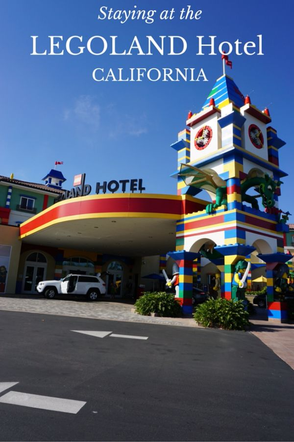 Looking for a cool place to stay in California? Check out the LEGOLAND California Resort - Hotel Review - Gone with the Family