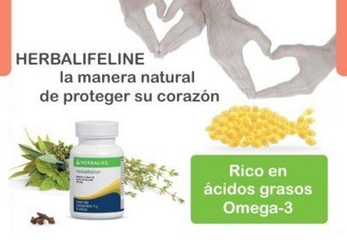 HERBALIFELINE - La Manera Natural de Proteger su Corazón
