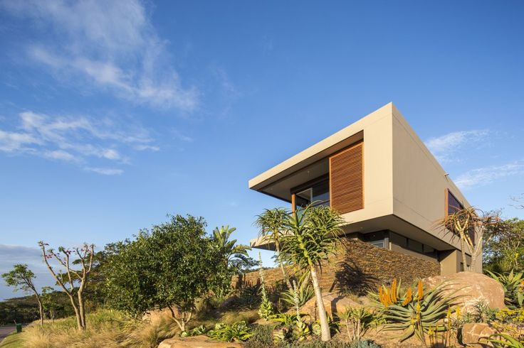 Aloe Ridge House / Metropole Architects