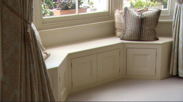 Diy Bay Window Seat With Storage