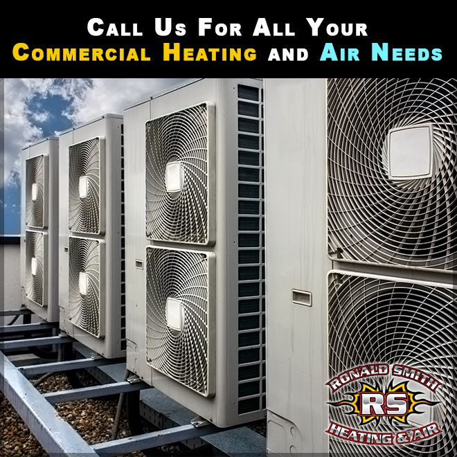 Need Commercial Heating Or Air Conditioning Repair We Ve Got You