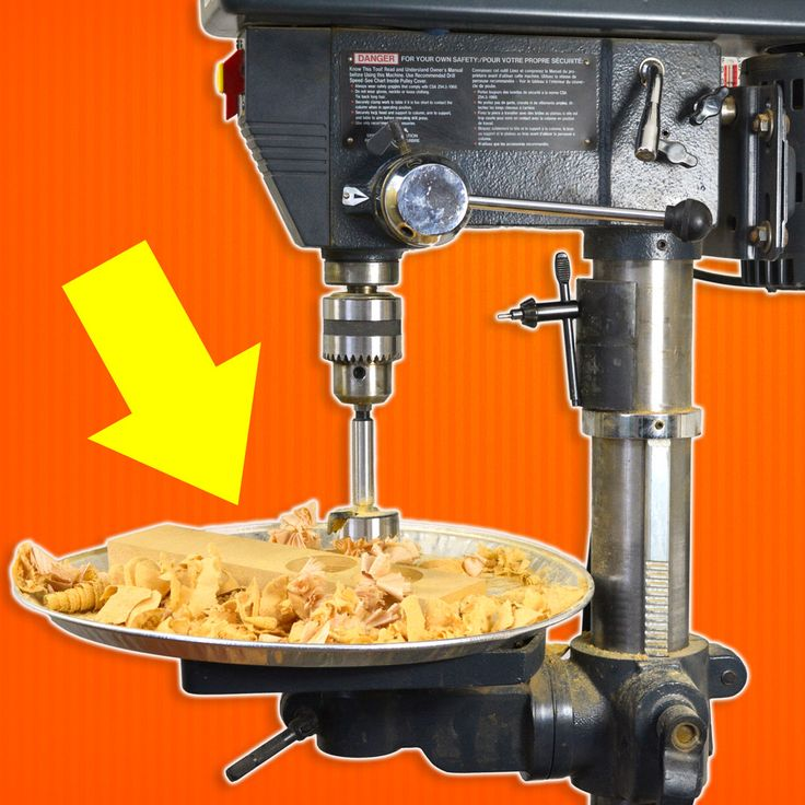 Drill press tips and tricks! #diy #woodworking