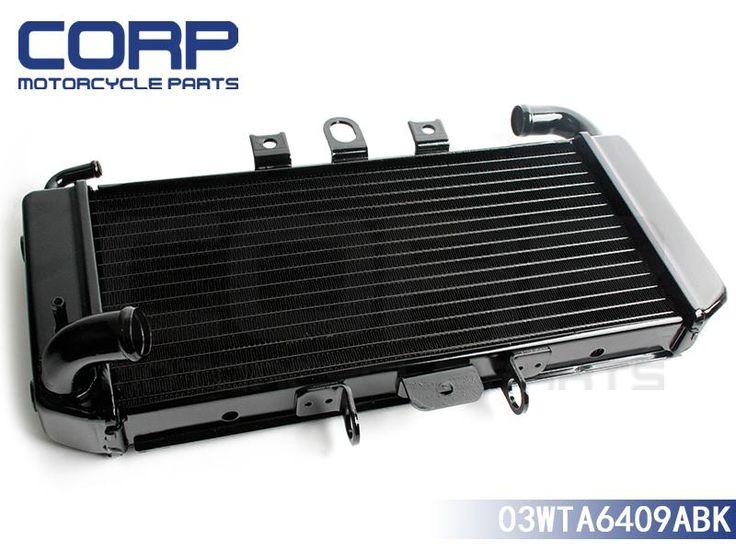 Решетка радиатора охранник кулер для Yamaha FZ600 FZS600 FAZER600 1998 - 2003 98 - 03 черный