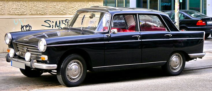 Informations Peugeot 404