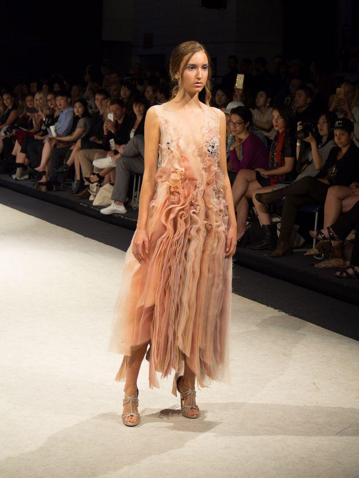 I've Got Sunshine ☀️ | Style and Travel Blogger - Nuska couture layered dress