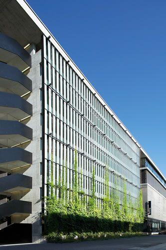 Amazing Sihlcity Carpark Facade | Tensile Design U0026 Construct Pictures Gallery