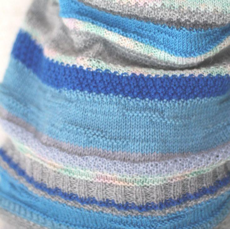 Свитер из шерсти - всегда тепло, уютно,, мило, с любовью. Тем более, что шерсть неколючая. Это архиважный пункт изделия. Нескучный полосатик,свеженький, со вкусом. Кому? Больше работ и ценыhttps://www.livemaster.ru/balantines?view=profile   #wool #jacketseason #colour #colourstagram #knitterra #beautifulsweater #sweaterknit #sweaterlove #люблювязать #одежданазаказ #вязатьмодно #style #knittwear #knitsweater #kniting #knitdesign #handmade #вязаниенаспицах #ручнаяработа #вязание…