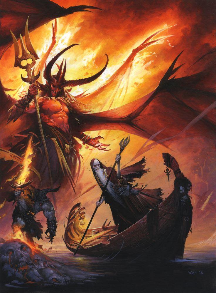 Pathfinder RPG Bestiary 6 By Wayne Reynolds