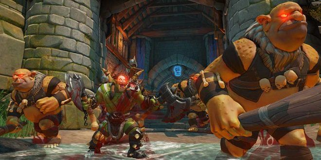 Gamescom 2015 – Orcs Must Die! Unchained - http://techraptor.net/content/gamescom-2015-orcs-must-die-unchained   Gaming, News