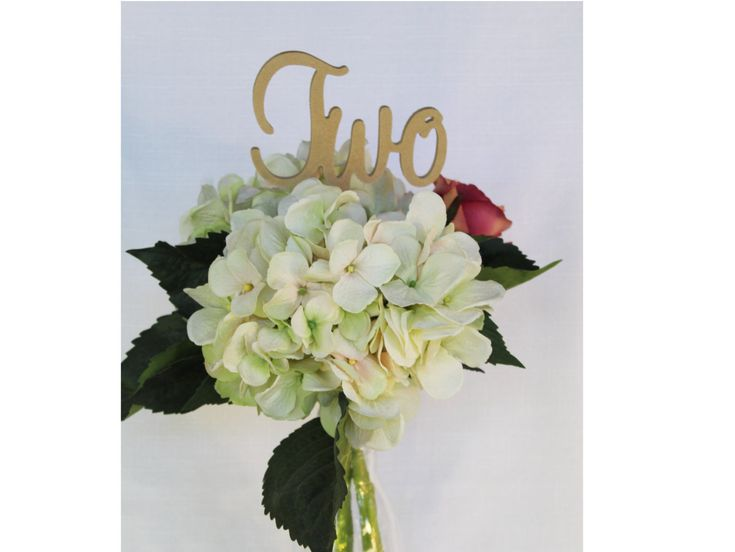 Set of 10 wooden table numbers on tall sticks perfect for weddings,parties or any special event by Ozwoodletters on Etsy