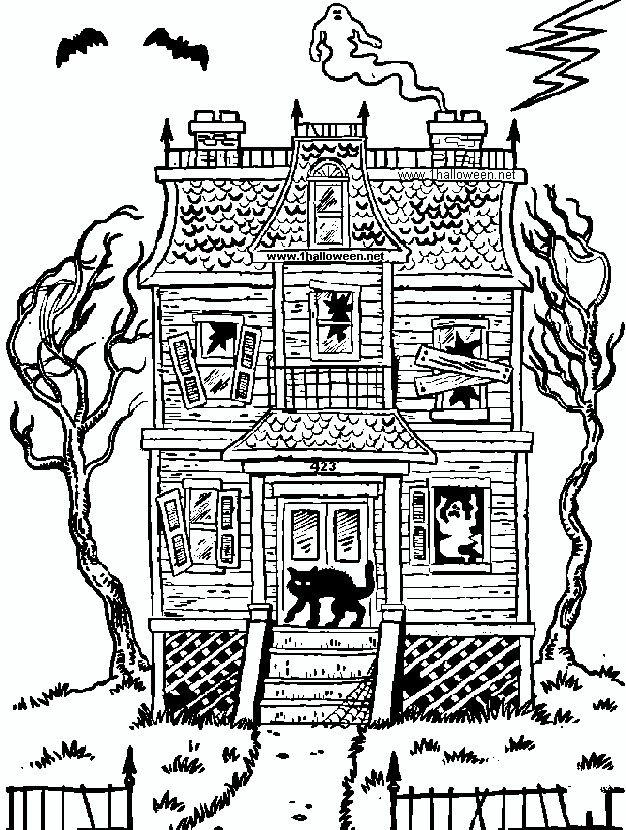 24 besten Haunted Houses Bilder auf Pinterest   Spukhäuser, Alte ...
