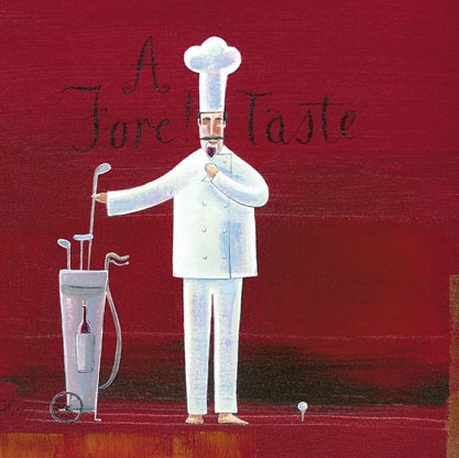'Fore! Taste' by Frans Groenewald