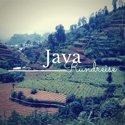 Reiseroute Java: Tipps für eine zweiwöchige Rundreise durch Java als Backpacker