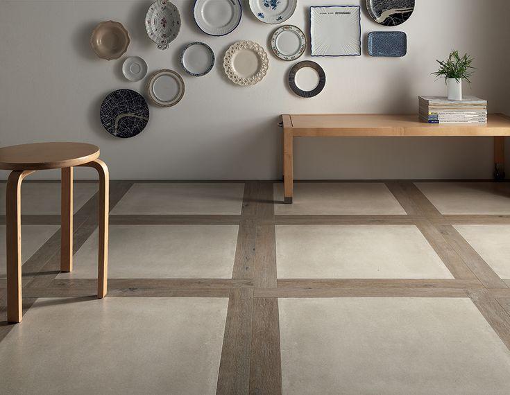 BLEND | Ceramiche Fioranese piastrelle in gres porcellanato per pavimenti esterni e per rivestimenti interni.