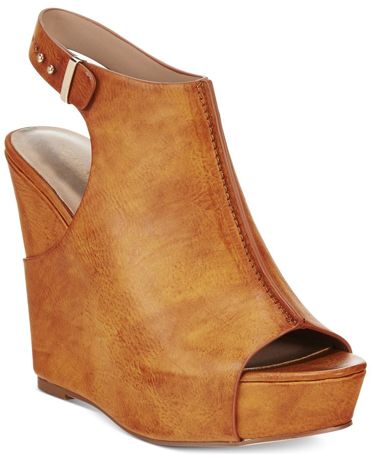 CHARLES By Charles David Ames Wedges - Sandals - Shoes - Macy's