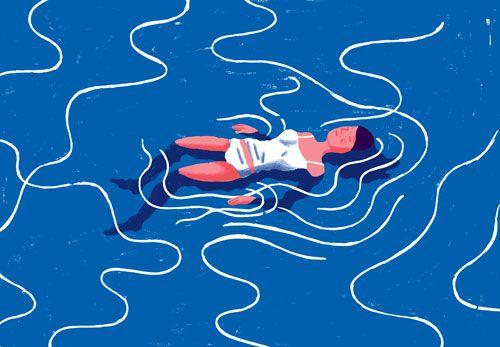 floating by Marta Monteiro