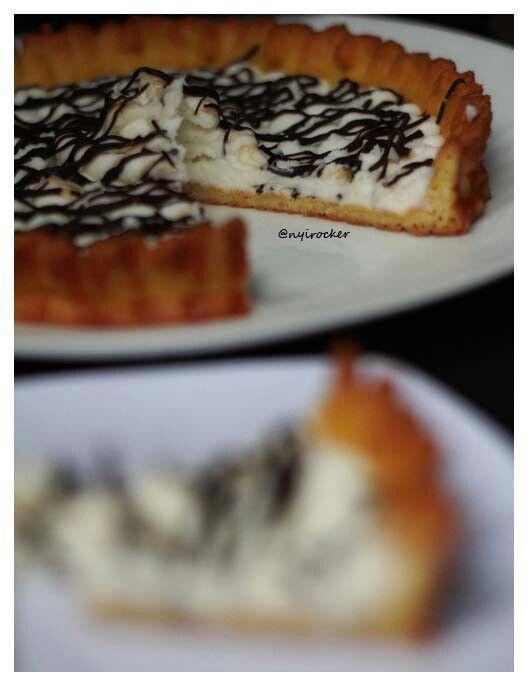 Pie Sus Putih Telur