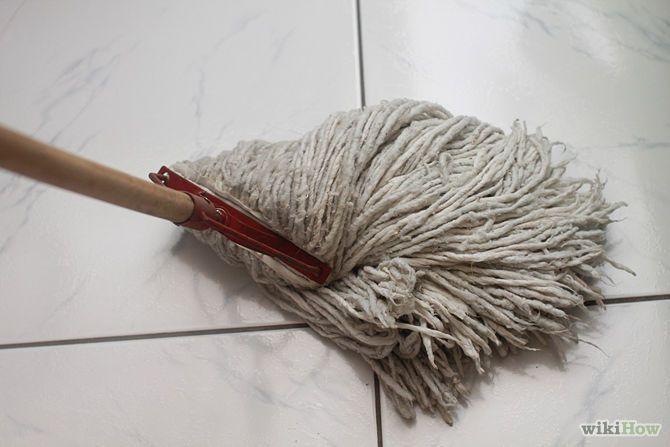 3 Ways to Clean Tile Flooring