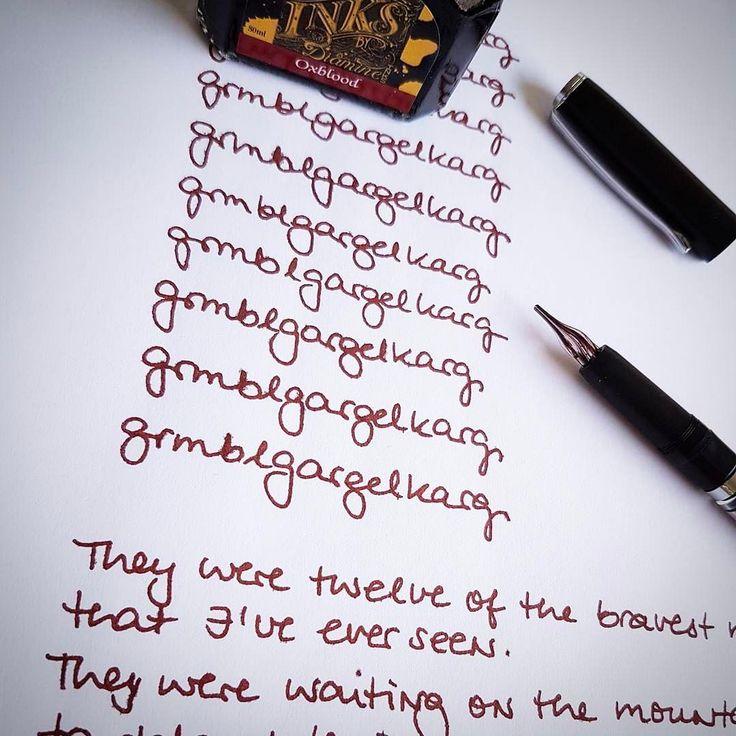 """100 likerklikk, 1 kommentarer – WinkPens ⋅ Glass Fountain Pens (@winkpens) på Instagram: """"Doodles with a Wink Pen. By @tosiluha ・・・ Glass Nib Fountain Pen . . . #winkpen @winkpens…"""""""
