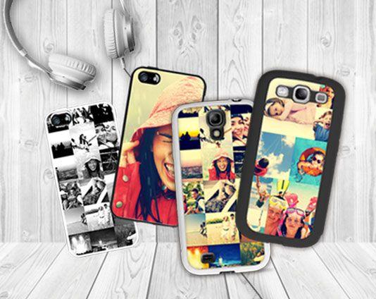 Personaliza tu carcasa con las fotos e imágenes que más te gusten y podrás tener un móvil de lo más original para ti o para regalar. Las carcasas personlizadas 2D GetSingular estan disponibles en blanco o negro.